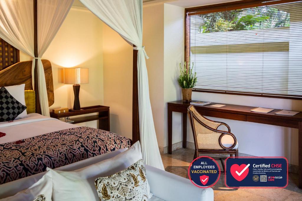 Курортный отель  Komaneka at Bisma Ubud  - отзывы Booking