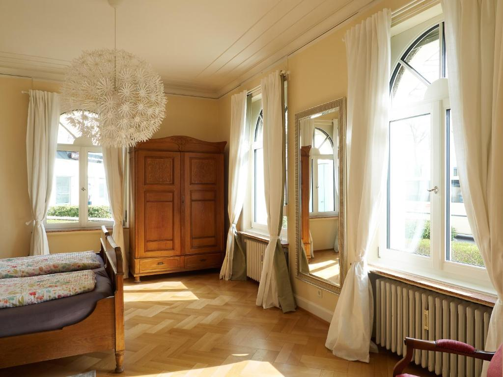 Апартаменты/квартиры Haus Bley
