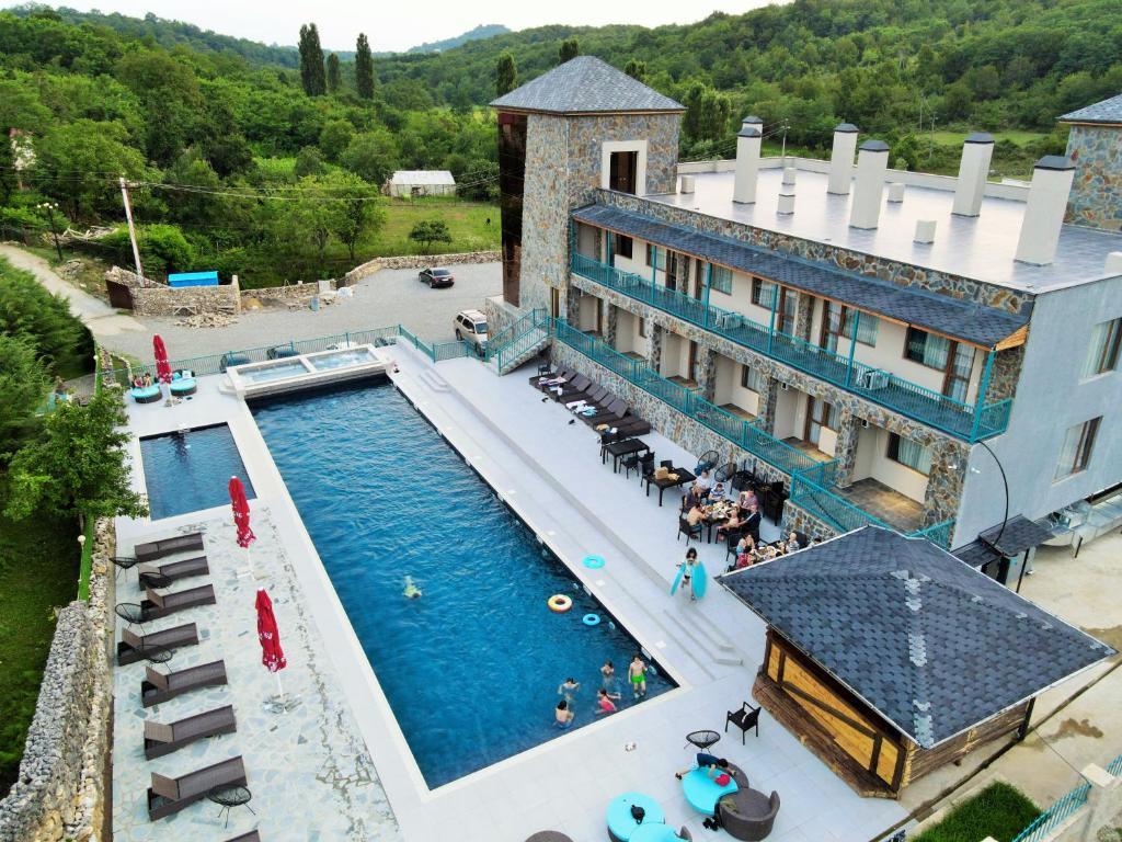 Отель  Prometheus Epic Hotel & Spa  - отзывы Booking