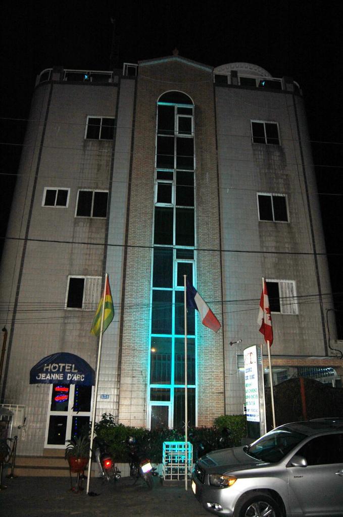 Отель  Отель  Hotel Residence Jeanne D'Arc