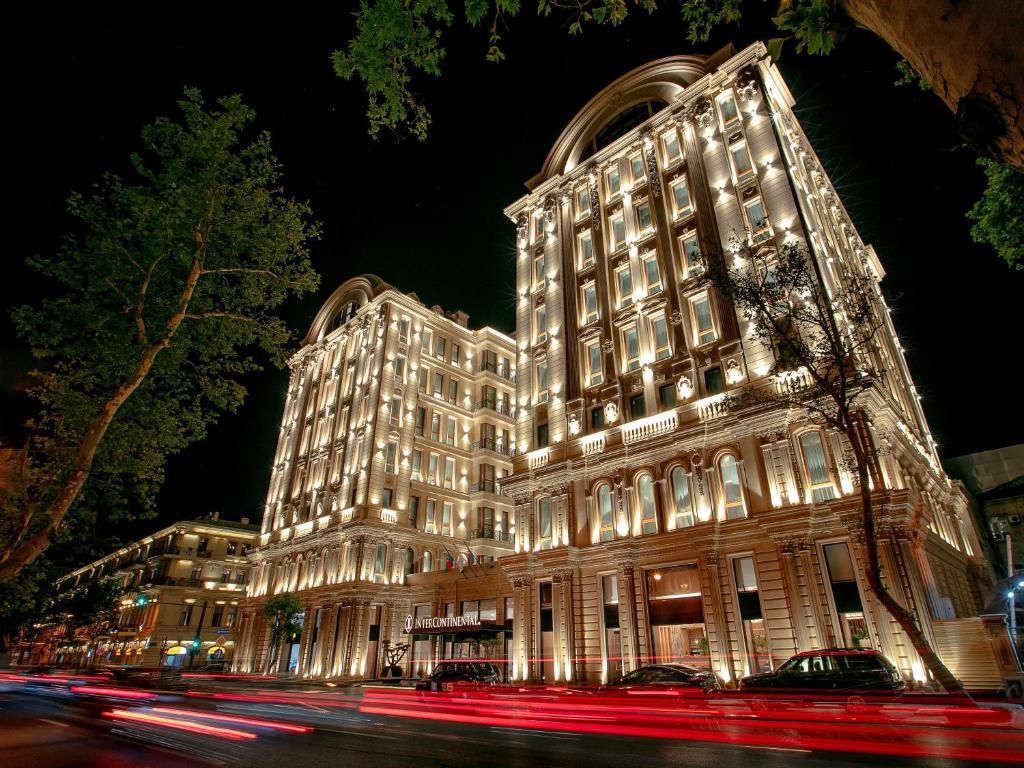 Отель  InterContinental Baku, an IHG Hotel  - отзывы Booking