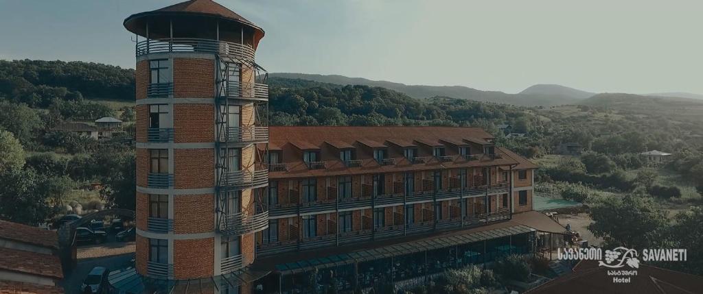 Отель Savaneti Eco Hotel - отзывы Booking