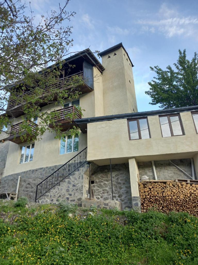 Гостевой дом Spardishi Guesthouse - отзывы Booking