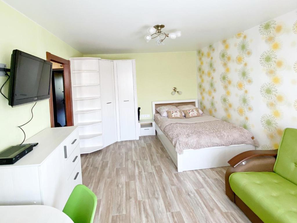 Апартаменты/квартира  Уютная квартира в 5-мин от Центра города  - отзывы Booking