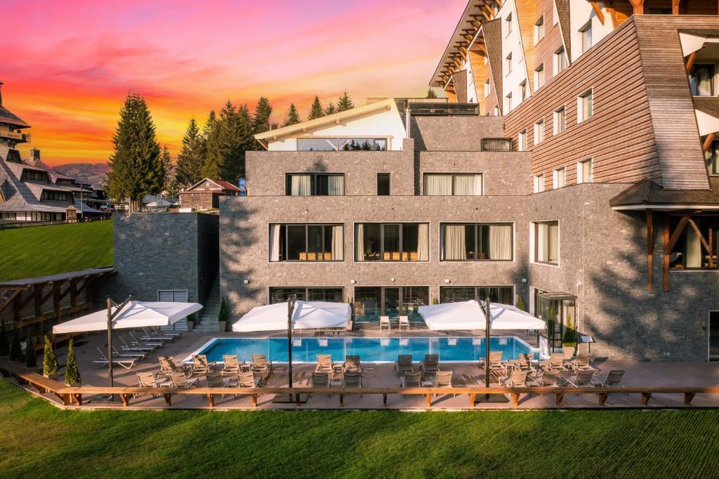 Отель  Gorski Hotel & Spa  - отзывы Booking
