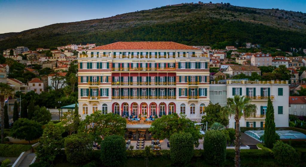 Отель Отель Hilton Imperial Dubrovnik