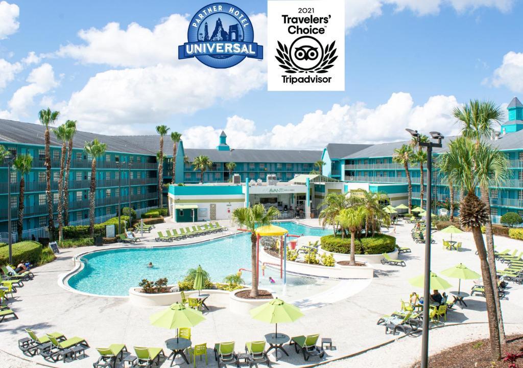 Отель  Avanti International Resort  - отзывы Booking