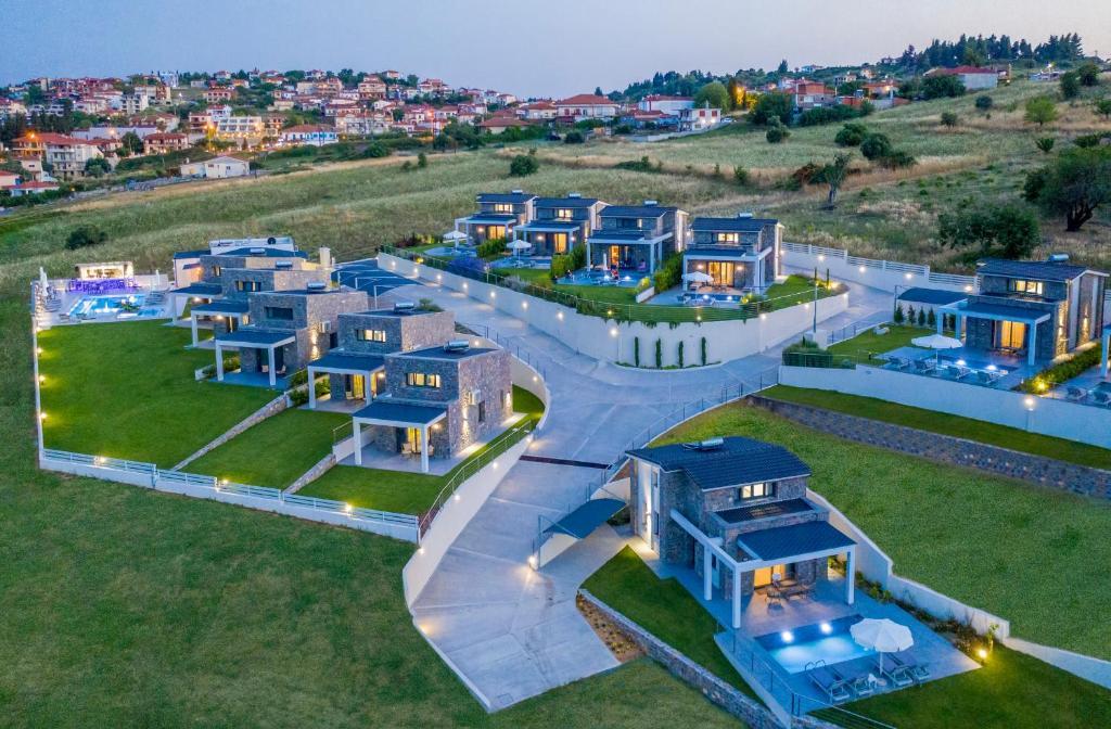 Виллы Terra Olivia Luxury Villas and Suites - отзывы Booking