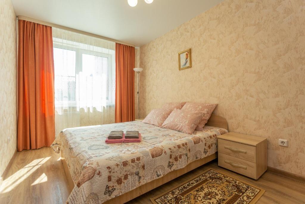 Апартаменты/квартира  Уютная квартира на Толстого 20