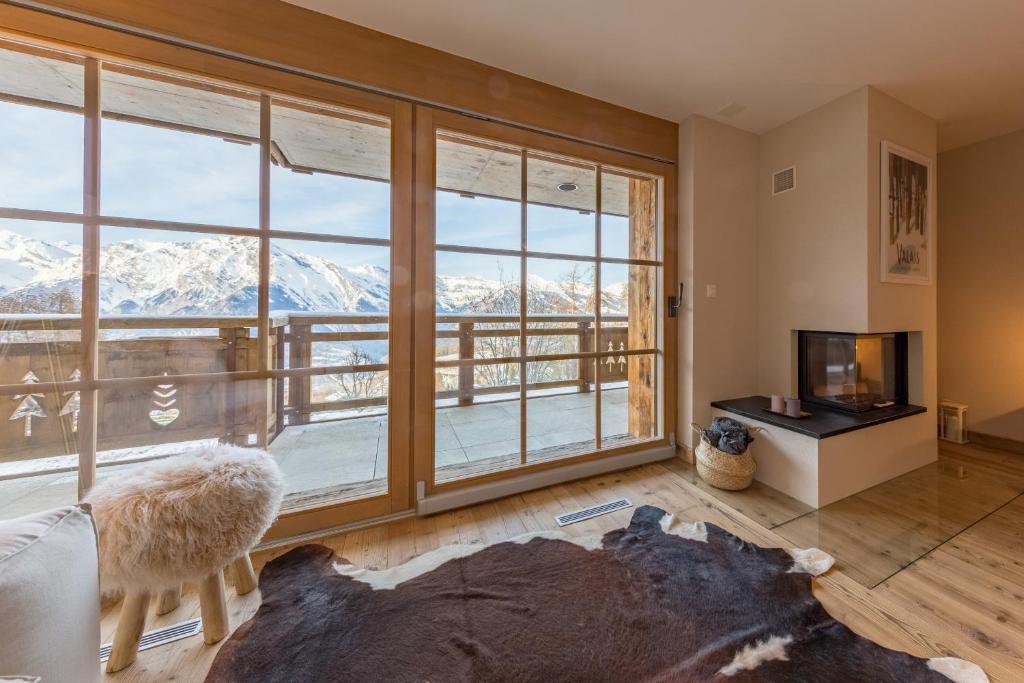 Апартаменты/квартира Nendaz 2 Bedroom Apartment - Close Ski Lift R27-B