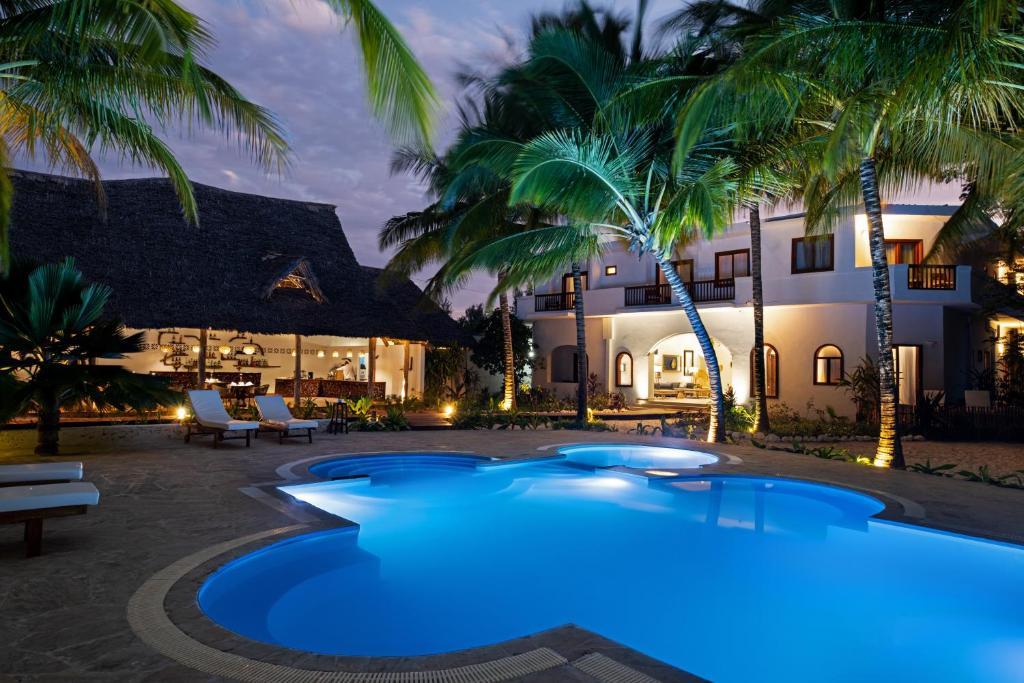 Отель  Amani Boutique Hotel - Small Luxury Hotels of the World  - отзывы Booking