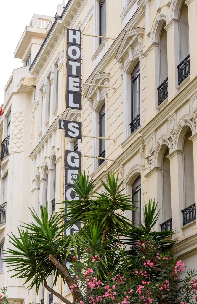 Отель  Hotel Saint Georges  - отзывы Booking