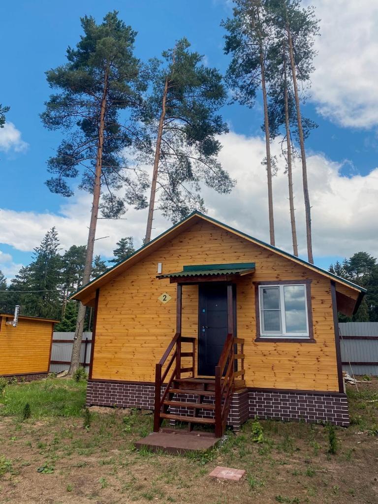 Дома для отпуска  Домики на озере Селигер  - отзывы Booking