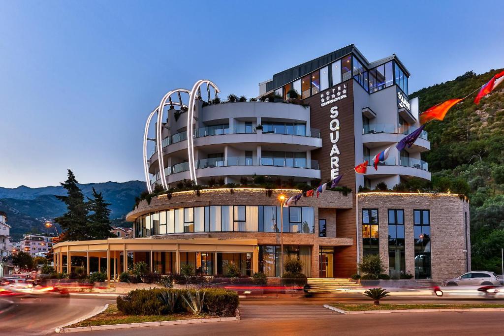 Отель  Boutique Hotel Square by Aycon  - отзывы Booking