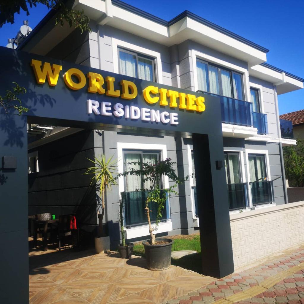 Апарт-отель  World Cities Residence  - отзывы Booking
