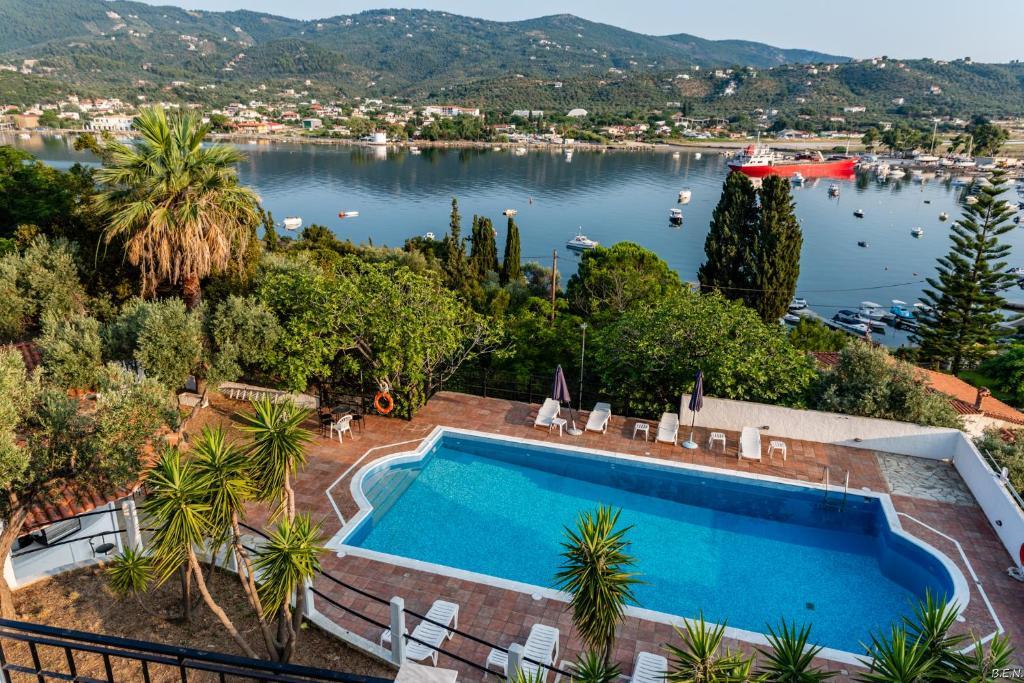Отель  Anamar Skiathos Hotel  - отзывы Booking