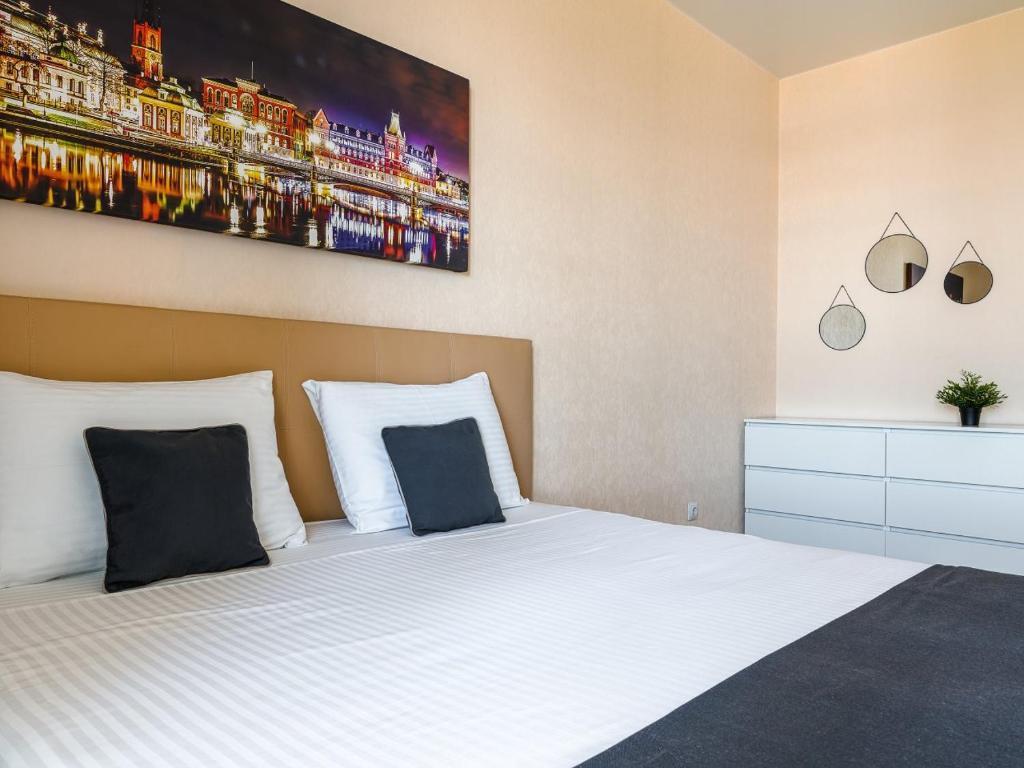 Апартаменты/квартира  Sunshine Krasnodar- тут солнце встаёт для Вас!  - отзывы Booking