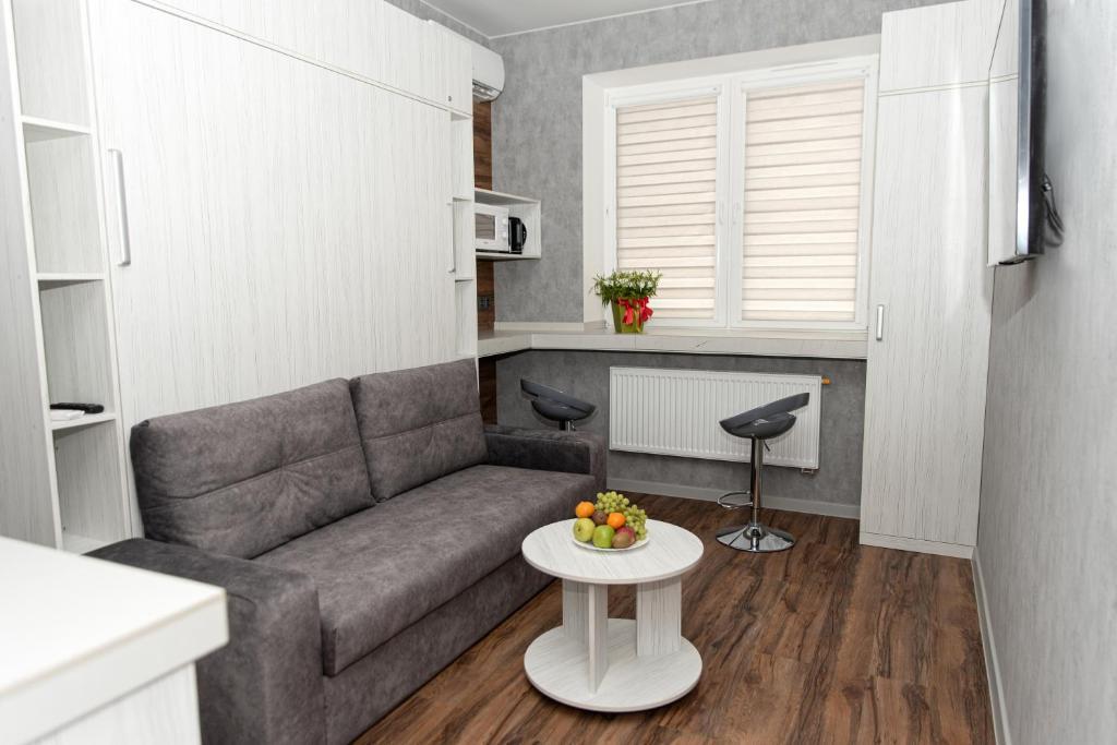 Апартаменты/квартира  Элитные апартаменты в центре Тулы в новом доме Премиум класса (А)  - отзывы Booking