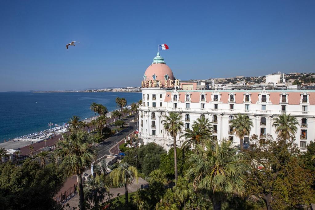 Отель  Hotel Negresco  - отзывы Booking