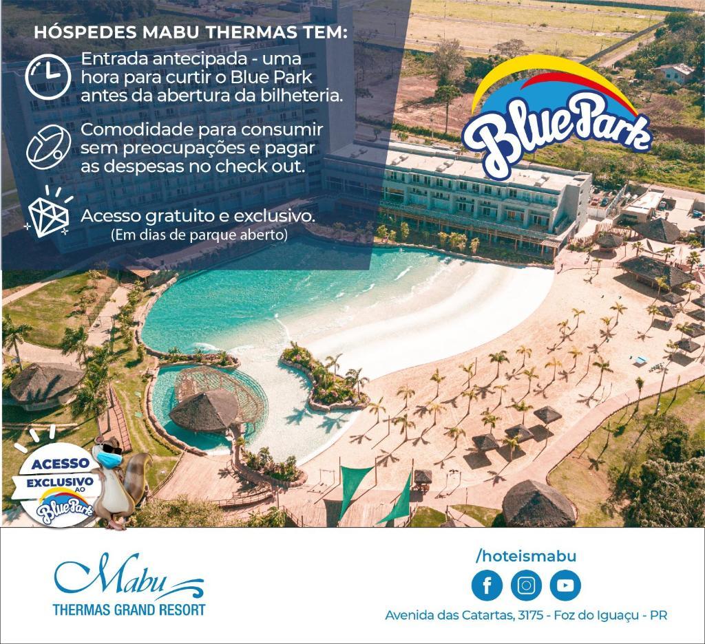 Курортный отель Курортный отель Mabu Thermas Grand Resort