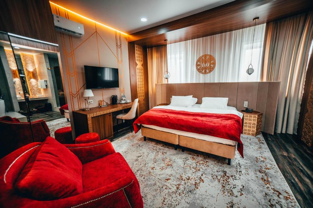 Отель Алаас - отзывы Booking