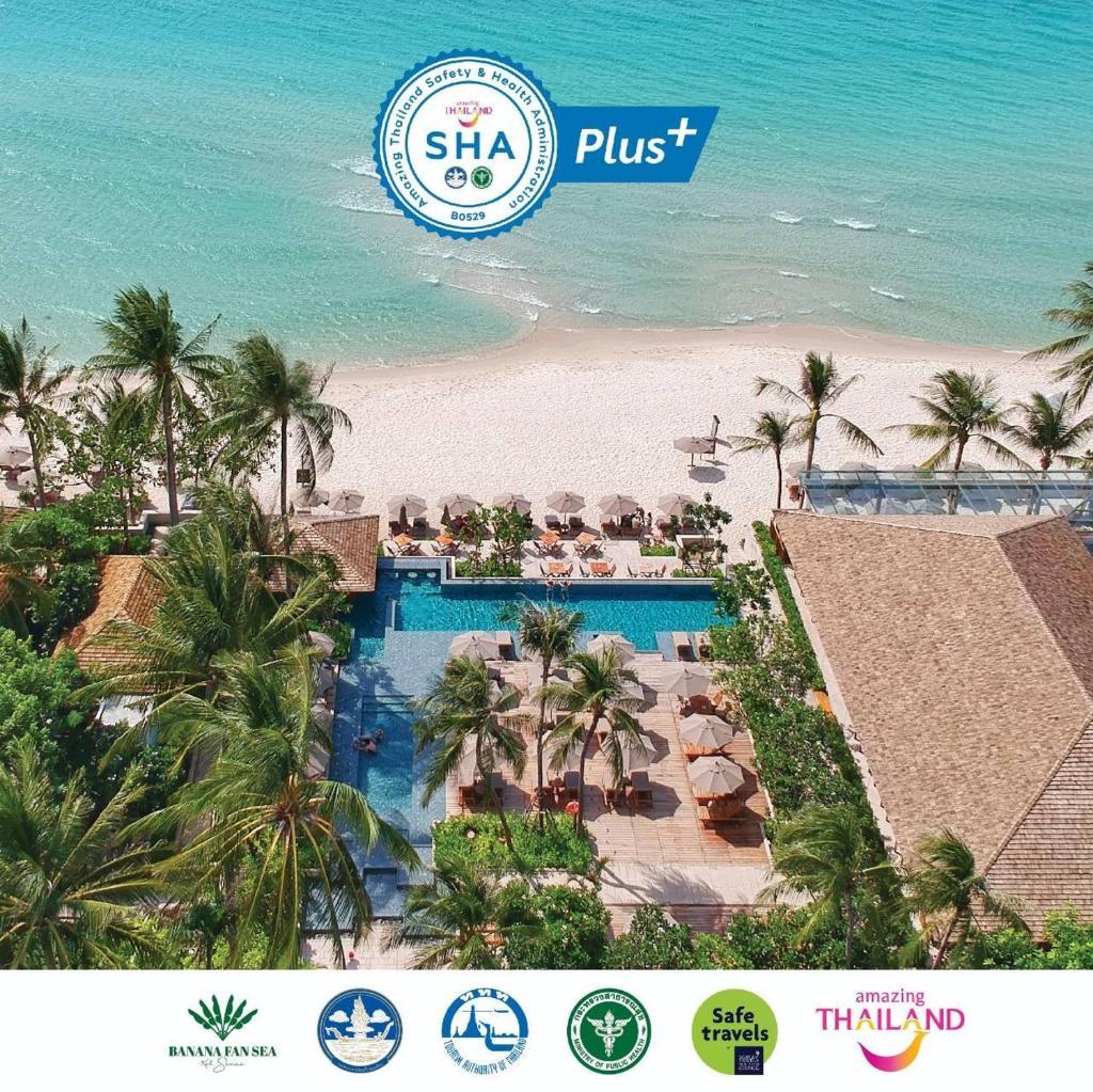 Курортный отель  Banana Fan Sea Resort - SHA Plus Certified  - отзывы Booking