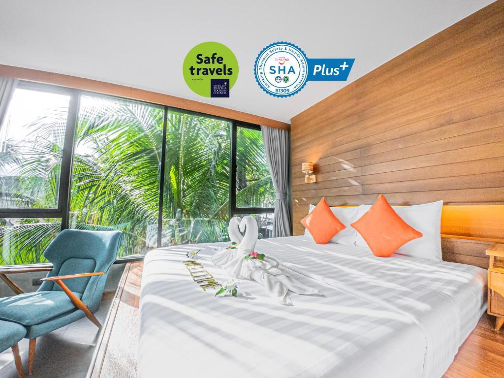 Отель  J4 Samui Hotel - SHA Plus  - отзывы Booking