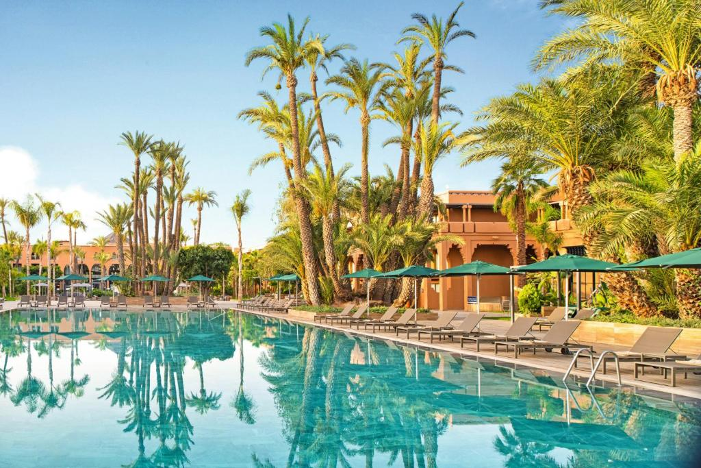 Отель Hotel Riu Tikida Garden - Adults Only - отзывы Booking