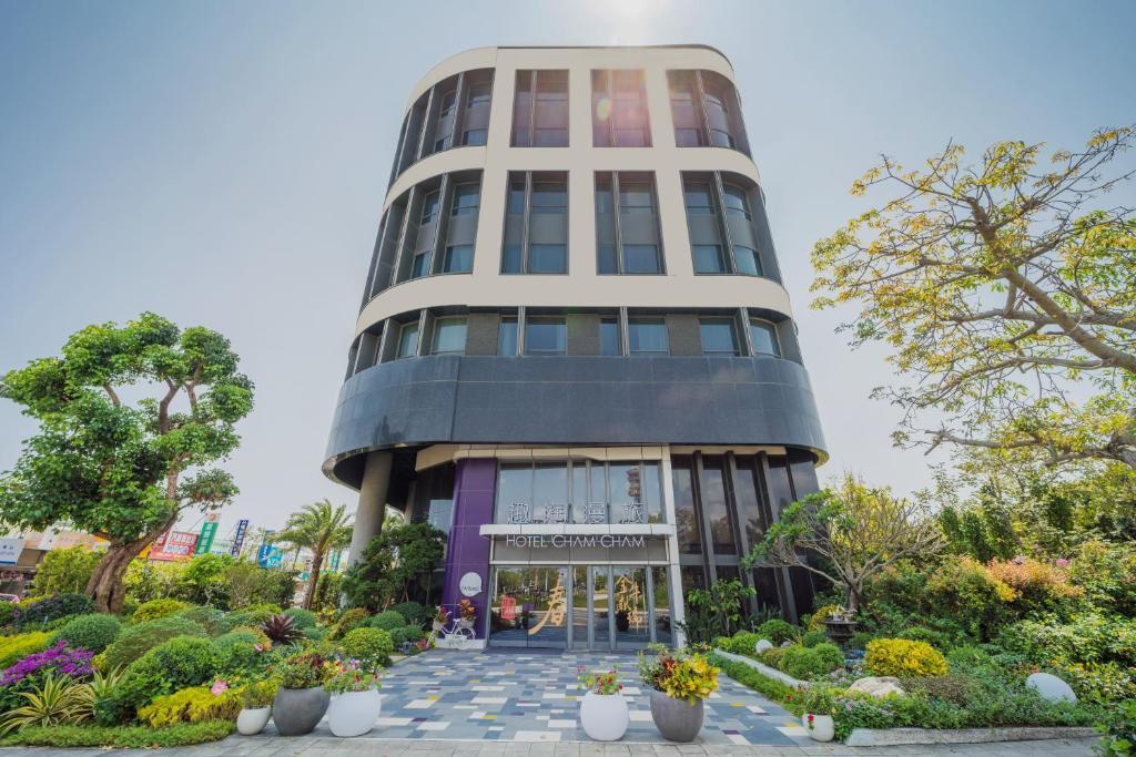 Отель Hotel Cham Cham Taitung Caesar Park Hotels & Resort - отзывы Booking
