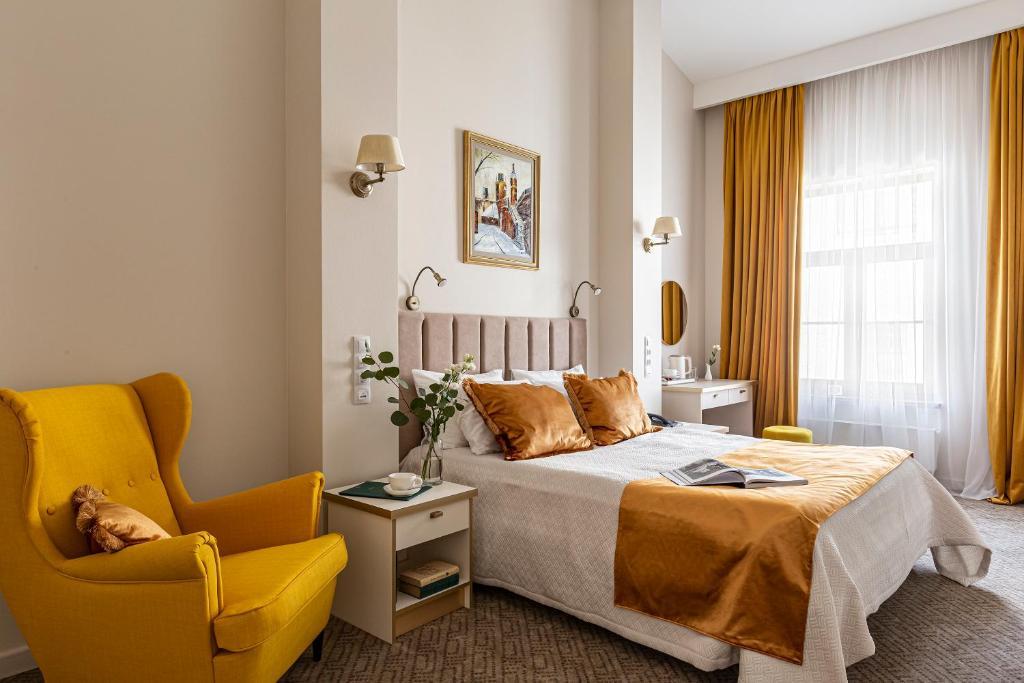 Отель Богема - отзывы Booking