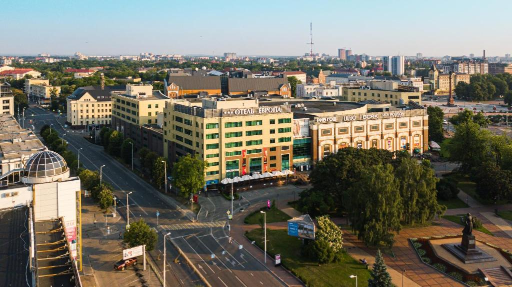 Отель  ЕВРОПА Отель и Апартаменты  - отзывы Booking
