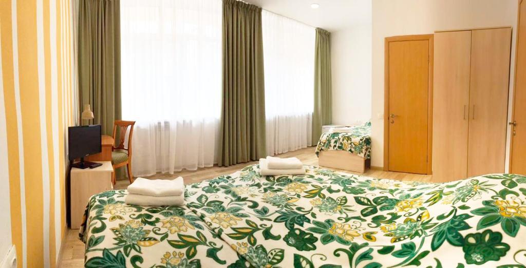 Отель  Отель  Центр Отдыха Зеленый Городок