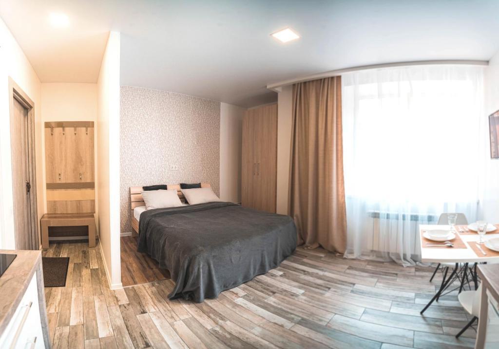 Апартаменты/квартиры ЖК Династия студия - отзывы Booking