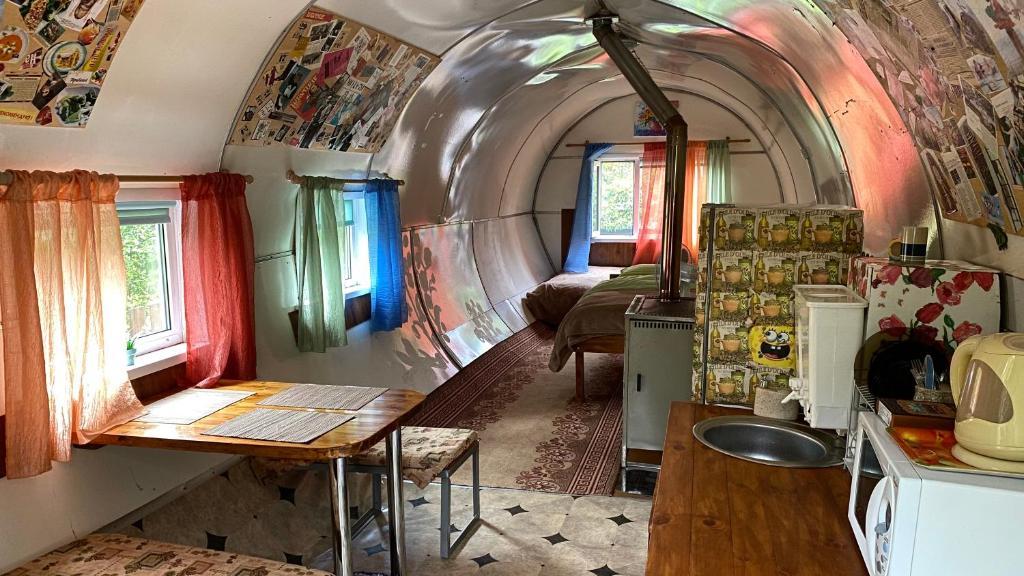 Гостевой дом Дом Кольцово в парке Никола - Ленивец - отзывы Booking