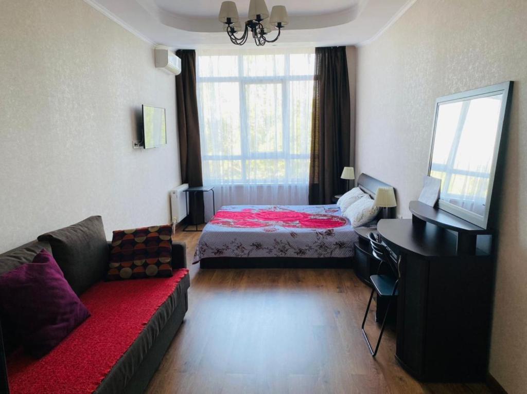 Апартаменты/квартира Апартаменты Морской Бриз - отзывы Booking