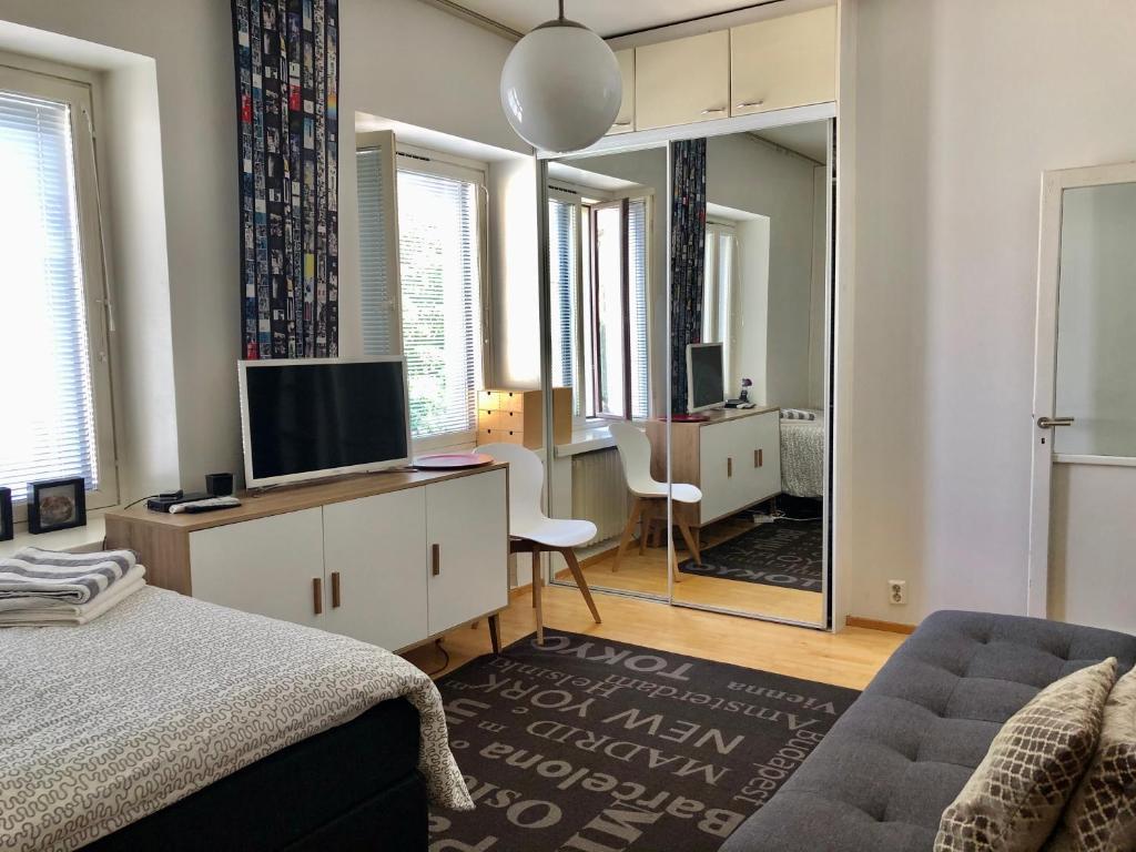 Апартаменты/квартиры Töölönkatu Apartment