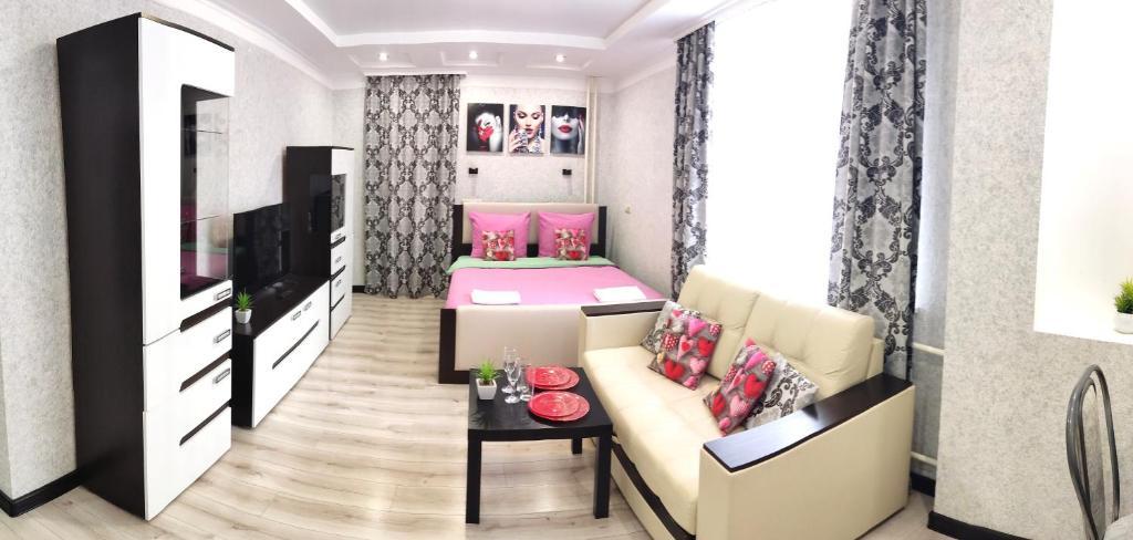 Апартаменты/квартиры Квартира у Мордовия Арены на Рос армии 18