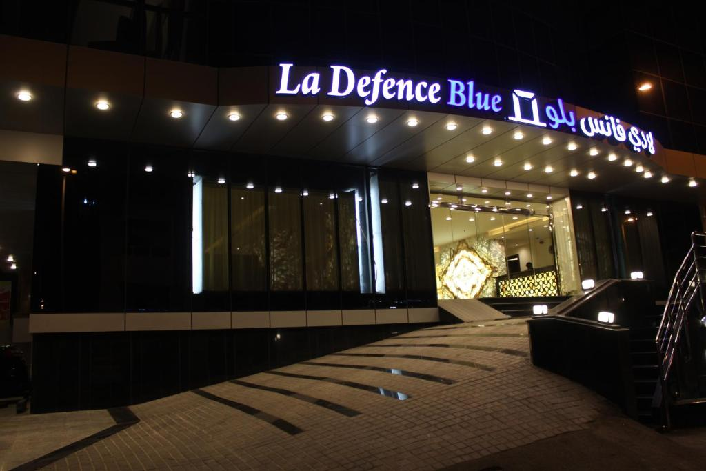 Отель Отель La Defence Blue