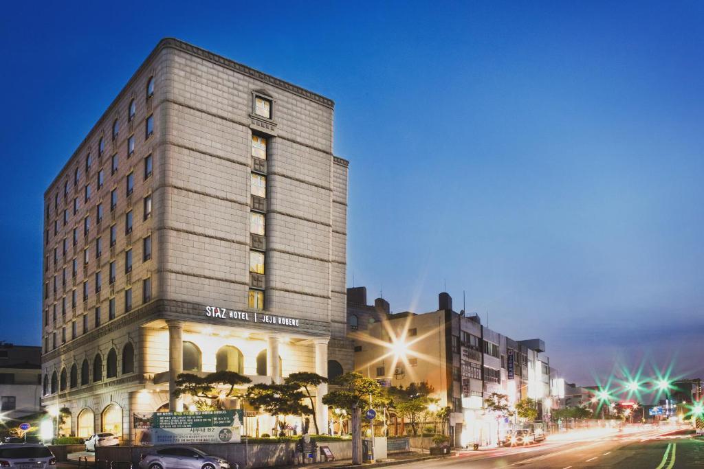 Отель Отель Staz Hotel Jeju Robero