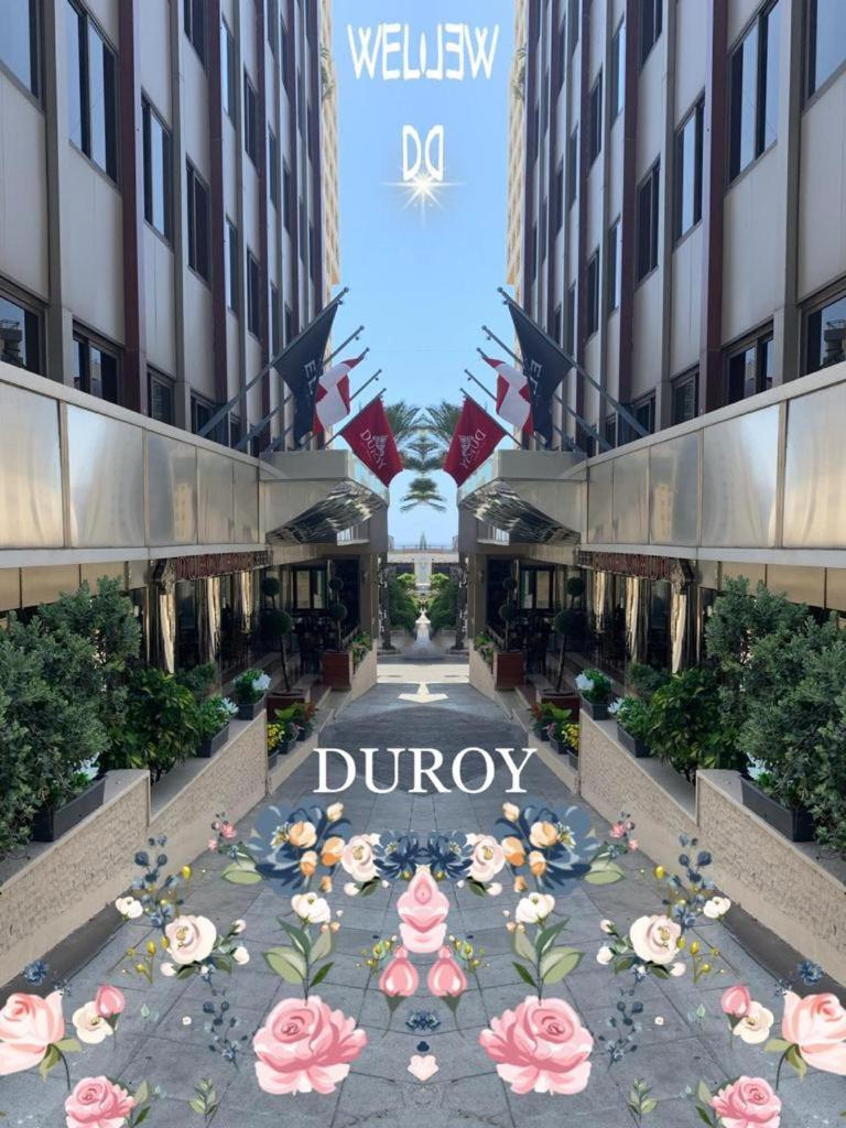 Отель  Отель  Duroy Hotel
