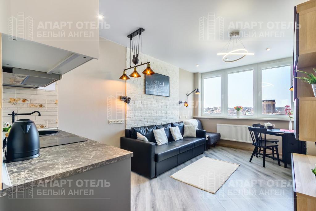 Апартаменты/квартиры  Апартаменты ЖК Белый Ангел на Набережной  - отзывы Booking