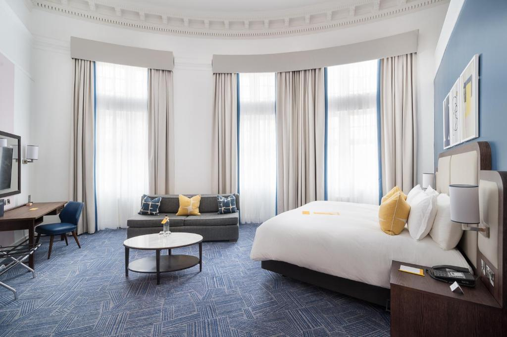 Отель  Отель  Voco Grand Central - Glasgow, An IHG Hotel