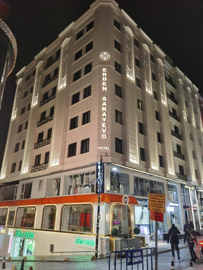 Отель  Hotel Erden Sarayevo