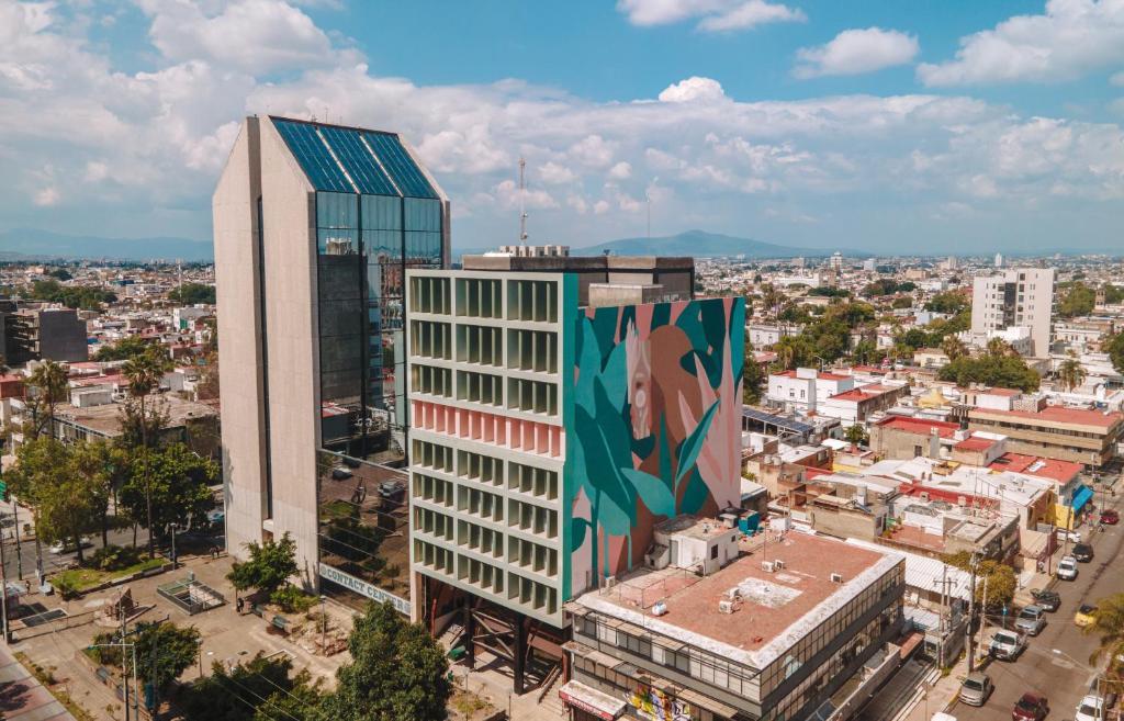 Отель  Отель  Selina Guadalajara