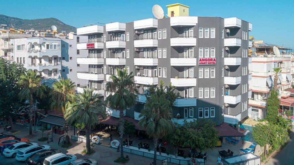 Апарт-отель Angora Apart Hotel - отзывы Booking
