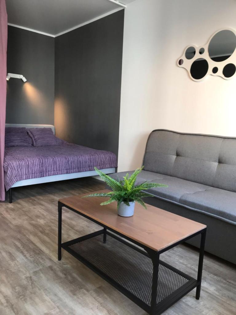 Апартаменты/квартира  Южане Апартаменты  - отзывы Booking