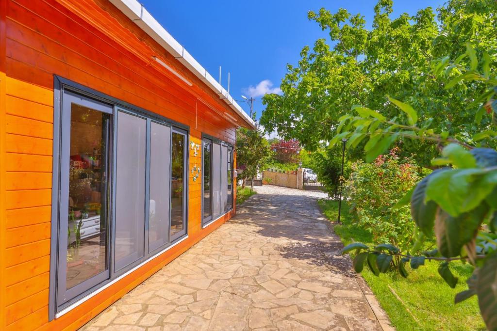 Отель  Agva Teras Garden  - отзывы Booking
