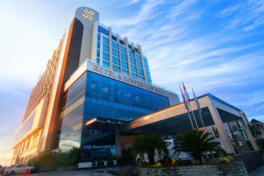 Отель Отель Platinum Hotel & Convention Hall Balikpapan