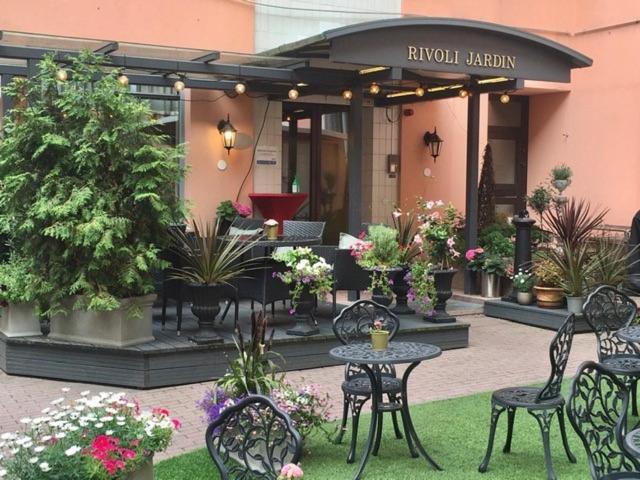 Отель  Отель  Hotel Rivoli Jardin