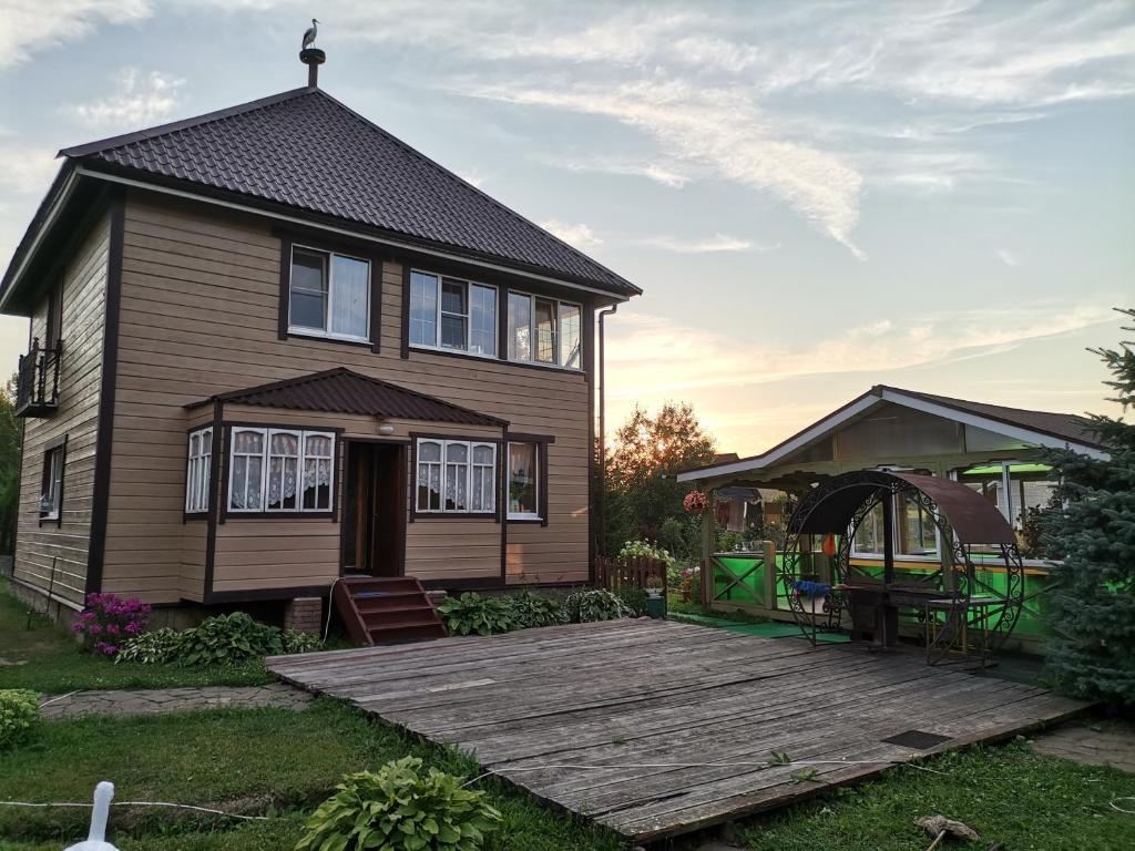 Гостевой дом Гостевой Дом «Белый Аист» - отзывы Booking